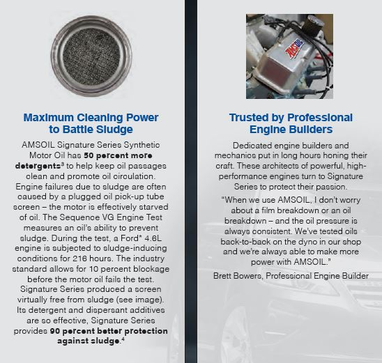 Maximum Cleaning Power, Trusted by professional Engine Builders