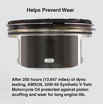 Helps Prevent Wear