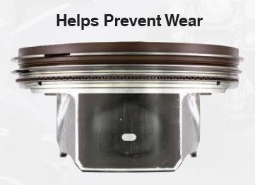Helps Prevent Wear