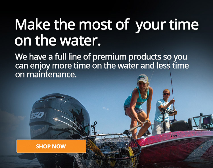 Make the most of your time on the water