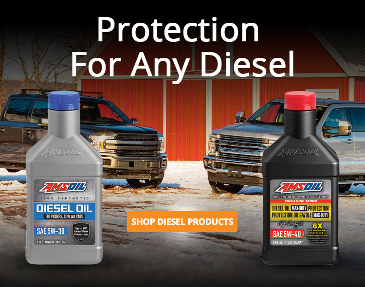 Protection for any Diesel