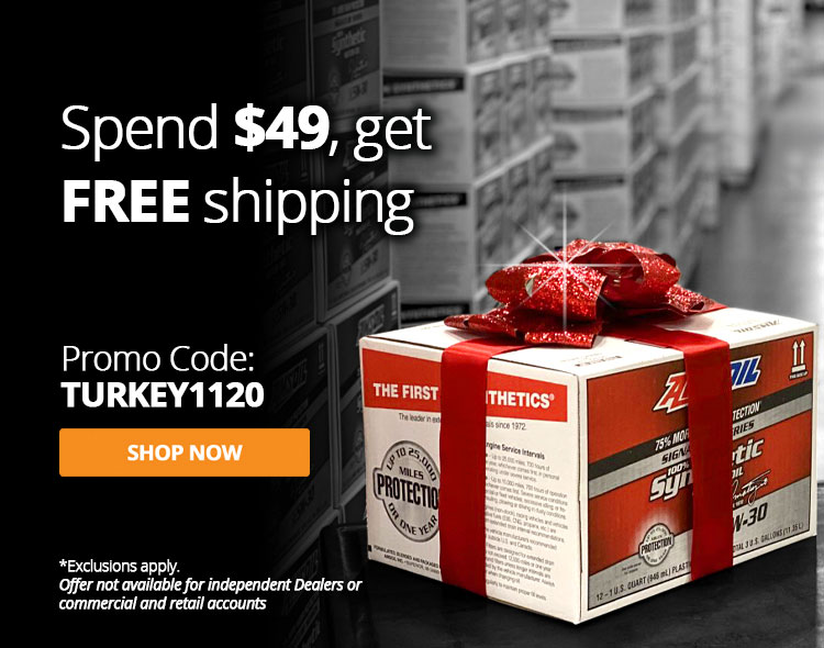 Spend $49 Get Free Shipping
