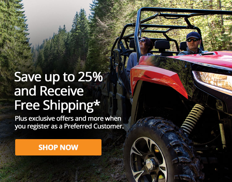 Save up to 25% and Receive Free Shippin