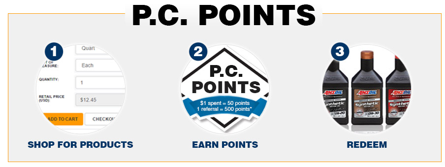 Preferred Customer Points