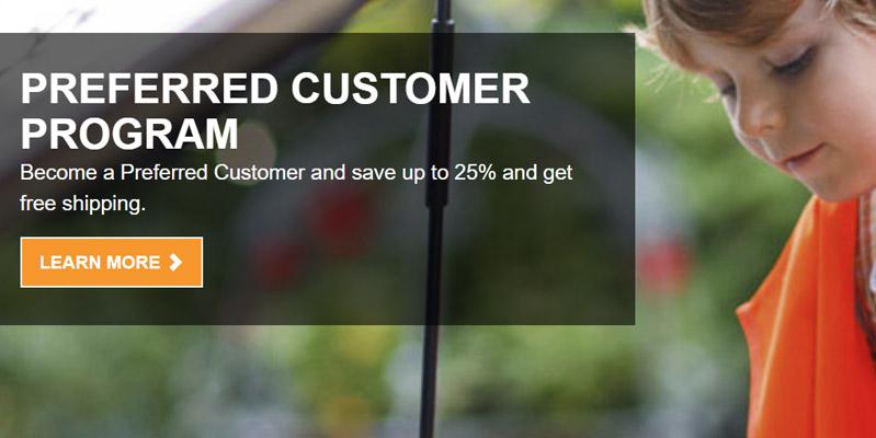 AMSOIL Preferred Customer Program