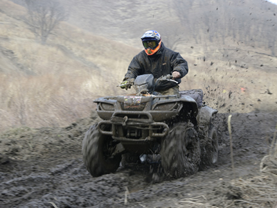 Optimum ATV Life & Performance