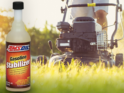 AMSOIL Gasoline Stabilizer Fights Corrosion Better than the Competition