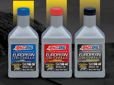 European Motor Oils and SAPS Content