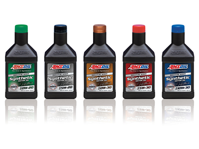 Three Tiers of AMSOIL Performance