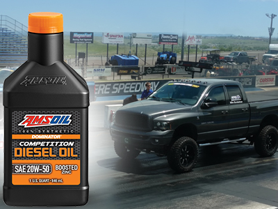 Ultimate Protection for Competition Diesel Engines