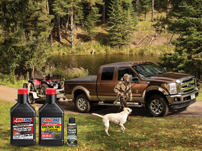 AMSOIL Products Target Everything But Your Prey
