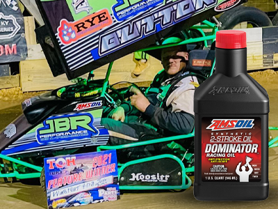 AMSOIL Products Help Racer Reach His Dreams