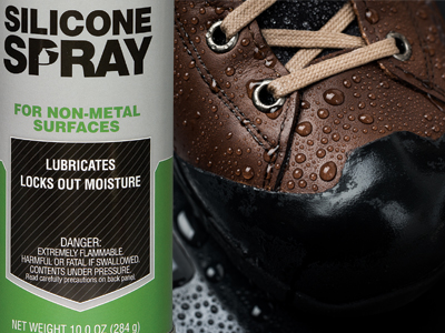 Ease Winter Headaches with AMSOIL Silicone Spray