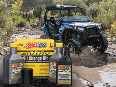 New ATV/UTV Oil Change Kits