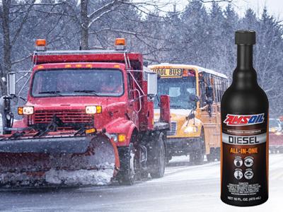 Superior Cold-Temperature Protection