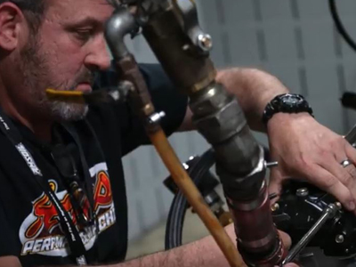 AMSOIL Helps Engine Builder Make More Power
