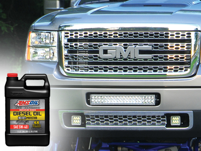 AMSOIL Synthetic Diesel Oil Greatly Outperforms Minimum Standards