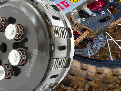 How A Motorcycle Wet Clutch Works