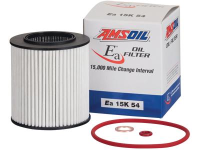 AMSOIL Ea® Oil Filters: Your Efficient Choice
