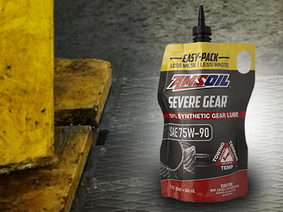 The New SEVERE GEAR Easy-Pack