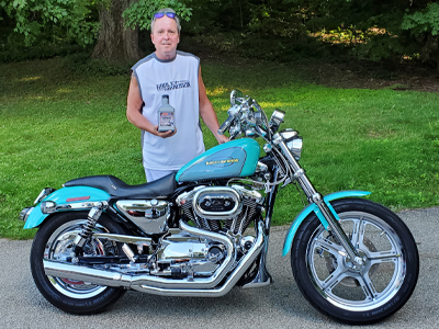 AMSOIL Saves Harley-Davidson Engine
