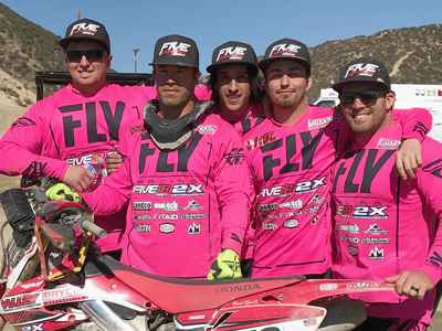 AMSOIL Products Help Team to Podium Finish