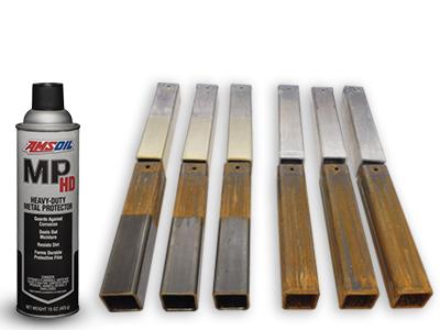 Heavy-Duty Corrosion Protection