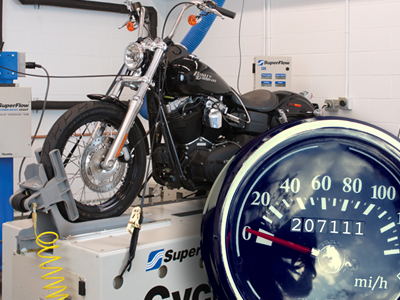 We Put More than 200,000 Miles on this Harley