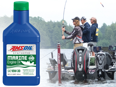 3 Reasons to Use a Motor Oil Specifically Formulated for Marine Engine
