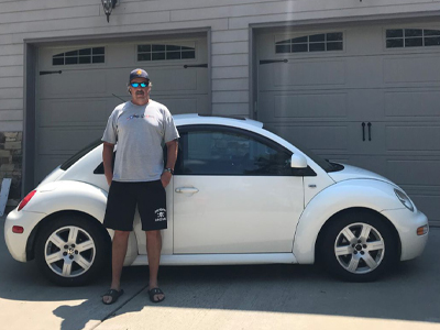 Half-Million-Mile VW* Beetle* Still Running Strong