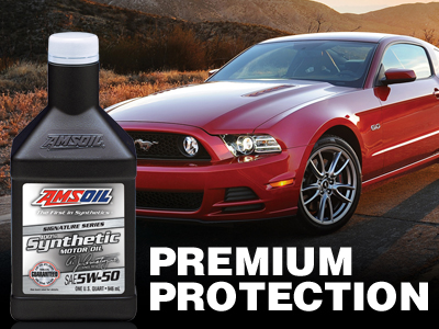 Premium Protection: Ford Mustang