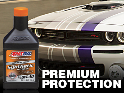 Premium Protection for High-Horsepower