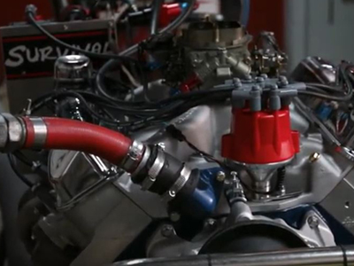 Ford FE Engine Builder Relies on AMSOIL