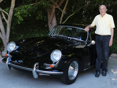 AMSOIL Helps 1960 Porsche* Run Like a Dream