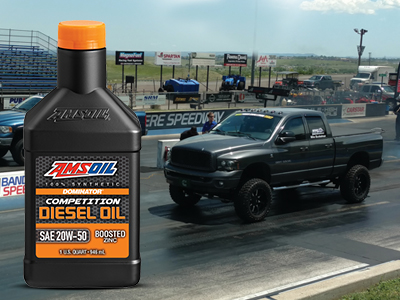 New DOMINATOR® Competition Diesel Oil