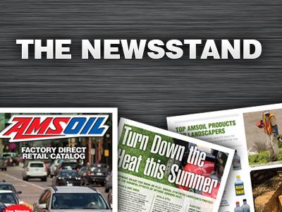 AMSOIL Shifting its Off-Road Racing Presence