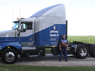 Million Mile Trucking Testimonial