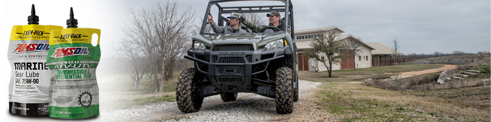 Less Waste, Less Mess, Less Frustration for Powersports Applications
