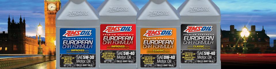 European Car Formula Evolves