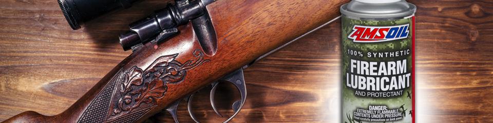 Firearm Lubricant Now Available as an Aerosol