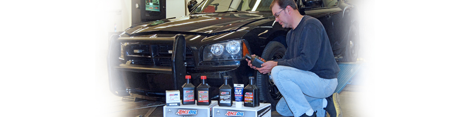 Another Win for AMSOIL Synthetic Lubricants