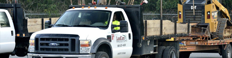 LandCare Innovations Truck, Tailor and Skidsteer