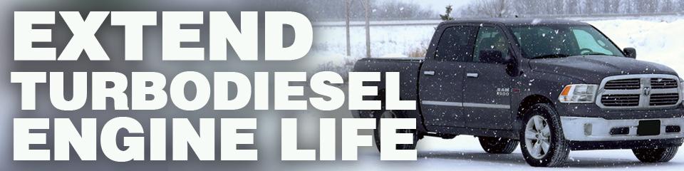 Extend Turbodiesel Engine Life