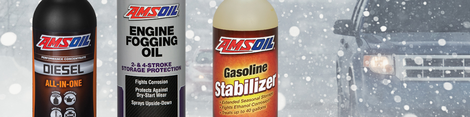 Prepare For Winter With AMSOIL Products