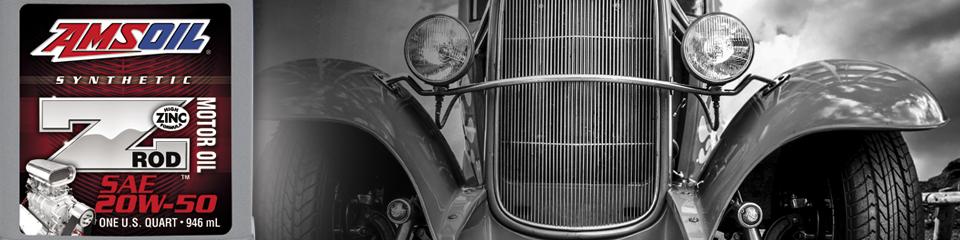 Z-ROD® Keeps Classic Vehicles Street-Ready